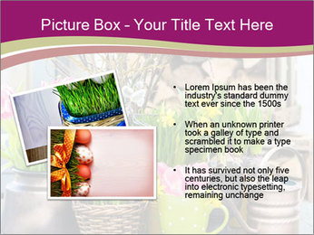 Easter decoration PowerPoint Template - Slide 20
