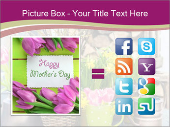 Easter decoration PowerPoint Template - Slide 21
