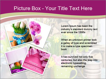Easter decoration PowerPoint Template - Slide 23