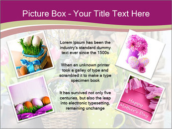Easter decoration PowerPoint Template - Slide 24