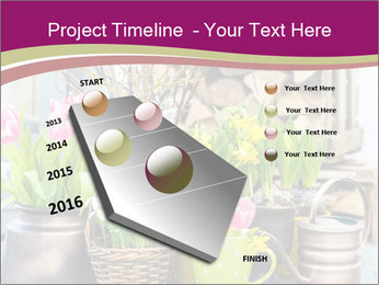 Easter decoration PowerPoint Template - Slide 26