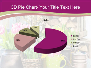 Easter decoration PowerPoint Template - Slide 35