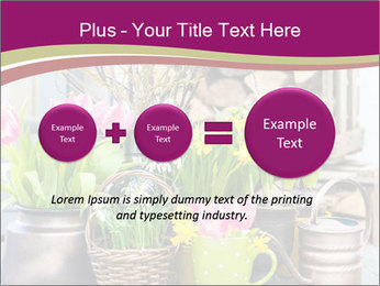 Easter decoration PowerPoint Template - Slide 75