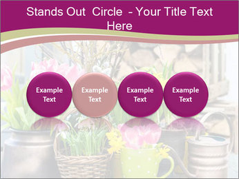 Easter decoration PowerPoint Template - Slide 76