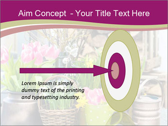 Easter decoration PowerPoint Template - Slide 83
