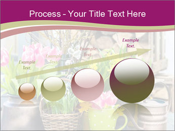 Easter decoration PowerPoint Template - Slide 87