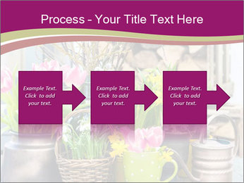 Easter decoration PowerPoint Template - Slide 88