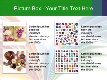 Colorful art paper PowerPoint Template - Slide 14