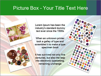 Colorful art paper PowerPoint Template - Slide 24