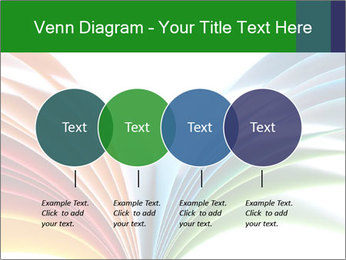 Colorful art paper PowerPoint Template - Slide 32