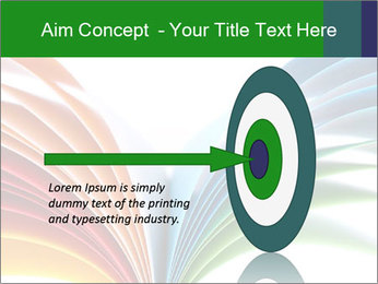 Colorful art paper PowerPoint Template - Slide 83
