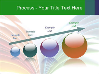 Colorful art paper PowerPoint Template - Slide 87
