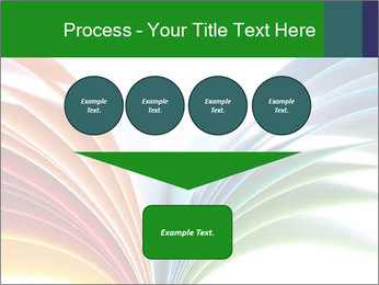 Colorful art paper PowerPoint Template - Slide 93
