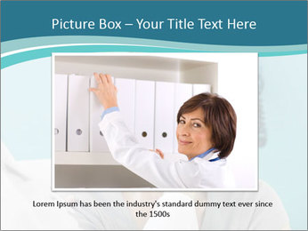 The woman PowerPoint Template - Slide 16