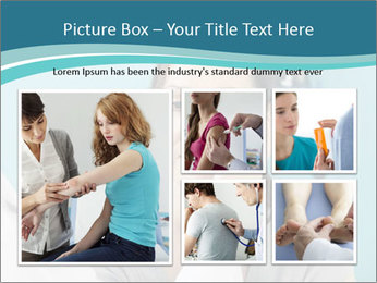 The woman PowerPoint Template - Slide 19