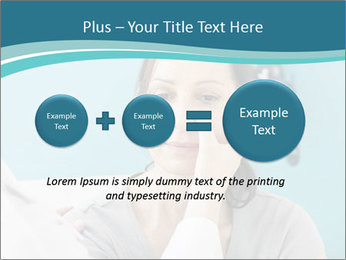 The woman PowerPoint Template - Slide 75