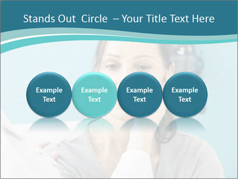 The woman PowerPoint Template - Slide 76