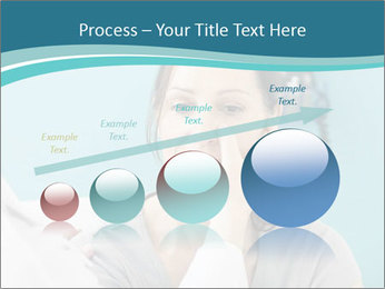The woman PowerPoint Template - Slide 87