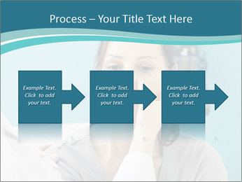 The woman PowerPoint Template - Slide 88