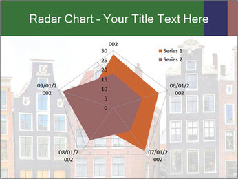 Amsterdam . traditional houses border PowerPoint Template - Slide 51