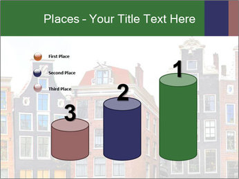 Amsterdam . traditional houses border PowerPoint Template - Slide 65