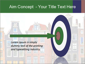 Amsterdam . traditional houses border PowerPoint Template - Slide 83