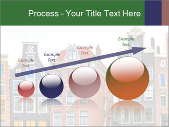 Amsterdam . traditional houses border PowerPoint Template - Slide 87