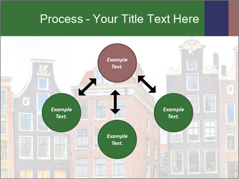 Amsterdam . traditional houses border PowerPoint Template - Slide 91