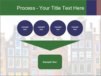 Amsterdam . traditional houses border PowerPoint Template - Slide 93