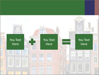 Amsterdam . traditional houses border PowerPoint Template - Slide 95