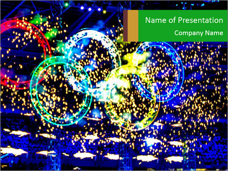 Winter Olympic Games of Turin 2006 PowerPoint Template