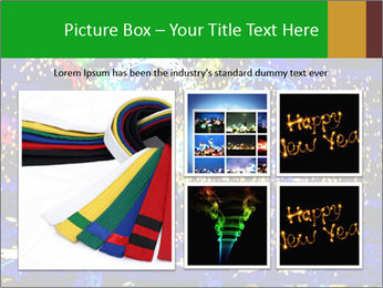 Winter Olympic Games of Turin 2006 PowerPoint Template - Slide 19