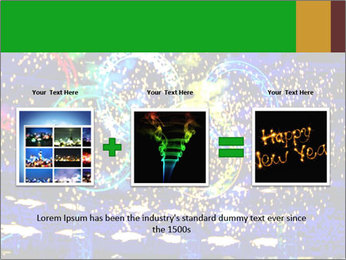 Winter Olympic Games of Turin 2006 PowerPoint Template - Slide 22