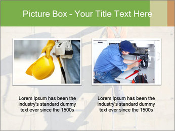 Construction worker PowerPoint Template - Slide 18