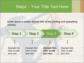 Construction worker PowerPoint Template - Slide 4
