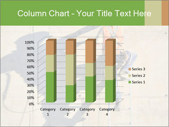Construction worker PowerPoint Template - Slide 50