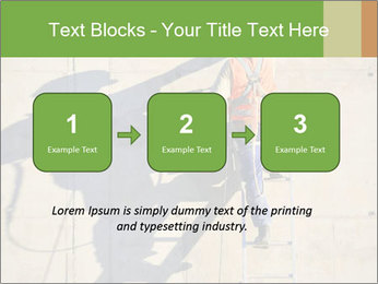 Construction worker PowerPoint Template - Slide 71