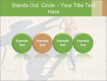 Construction worker PowerPoint Template - Slide 76