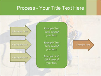 Construction worker PowerPoint Template - Slide 85