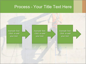 Construction worker PowerPoint Template - Slide 88