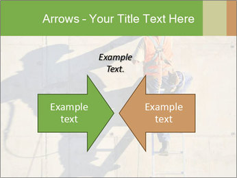 Construction worker PowerPoint Template - Slide 90