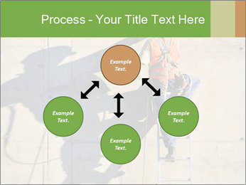 Construction worker PowerPoint Template - Slide 91