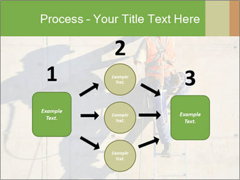 Construction worker PowerPoint Template - Slide 92