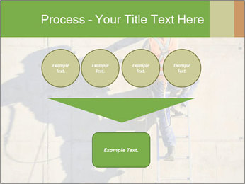 Construction worker PowerPoint Template - Slide 93