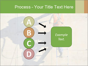 Construction worker PowerPoint Template - Slide 94