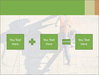 Construction worker PowerPoint Template - Slide 95