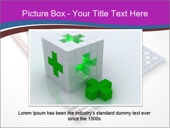 Capsules and pills in the shape PowerPoint Template - Slide 15