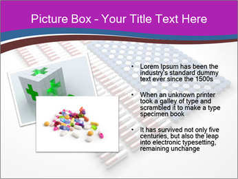 Capsules and pills in the shape PowerPoint Template - Slide 20