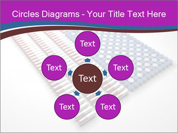 Capsules and pills in the shape PowerPoint Template - Slide 78