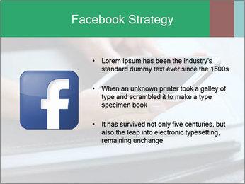Hands of a businesswoman PowerPoint Template - Slide 6
